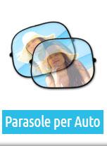 parasole per auto stampa foto