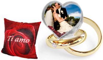 Idee regalo Matrimonio per Lui